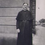The Rev. H.F. Dachtler, Vicar 1937 - 1969