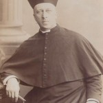 The Rev. W.E. Jackson, Vicar 1899 - 1909