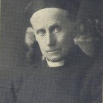 The Rev. D. Lewellin Rhys, Vicar 1923 - 1925