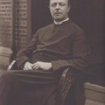 The Rev. C.L. Ridgeway, Vicar 1909 - 1916